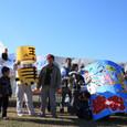 表彰式で5年生の「歩み」